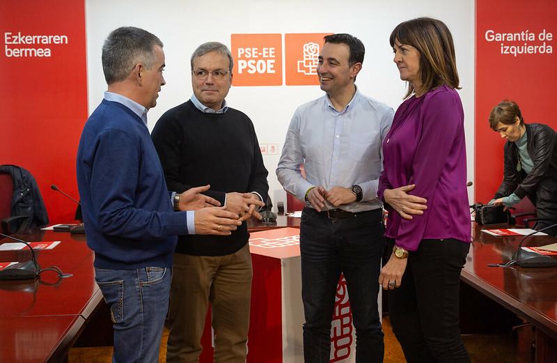El PSE-EE designa a Alfredo Retortillo candidato a la Alcaldía de Barakaldo