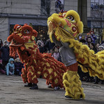 Chinese New Year celebrations in Preston