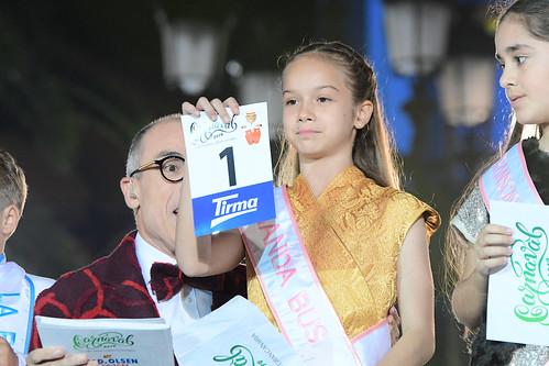 Presentación y sorteo Gala Infantil 2019