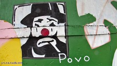 graffiti - muro da Escola Medianeira