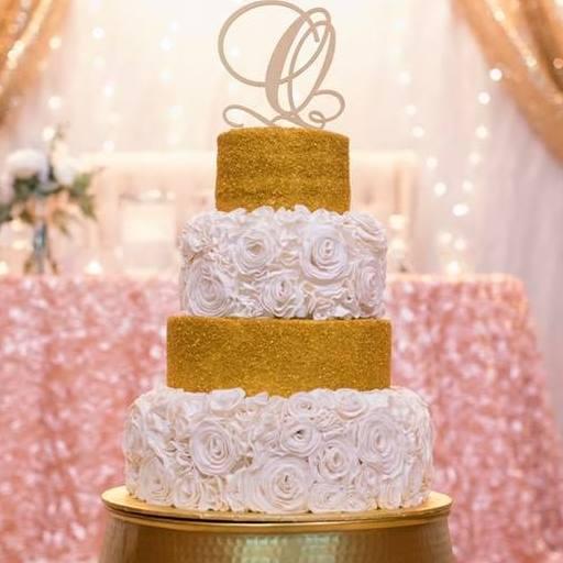 Cake by Kristi's Cakes