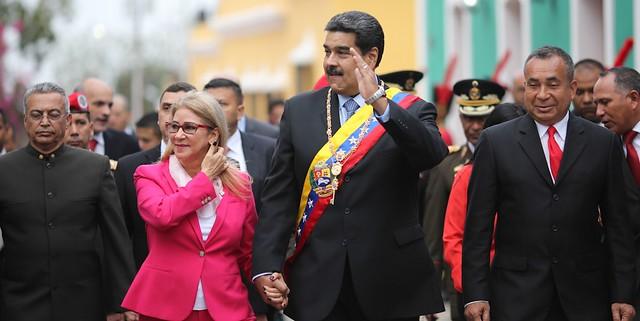 Presidente Maduro: Estoy a la orden del Mecanismo de Montevideo por la paz de Venezuela