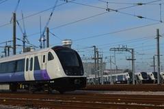 Crossrail trains awaiting their day