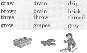 NCERT Solutions for Class 2 English Chapter 14 On My Blackboard I can Draw 1