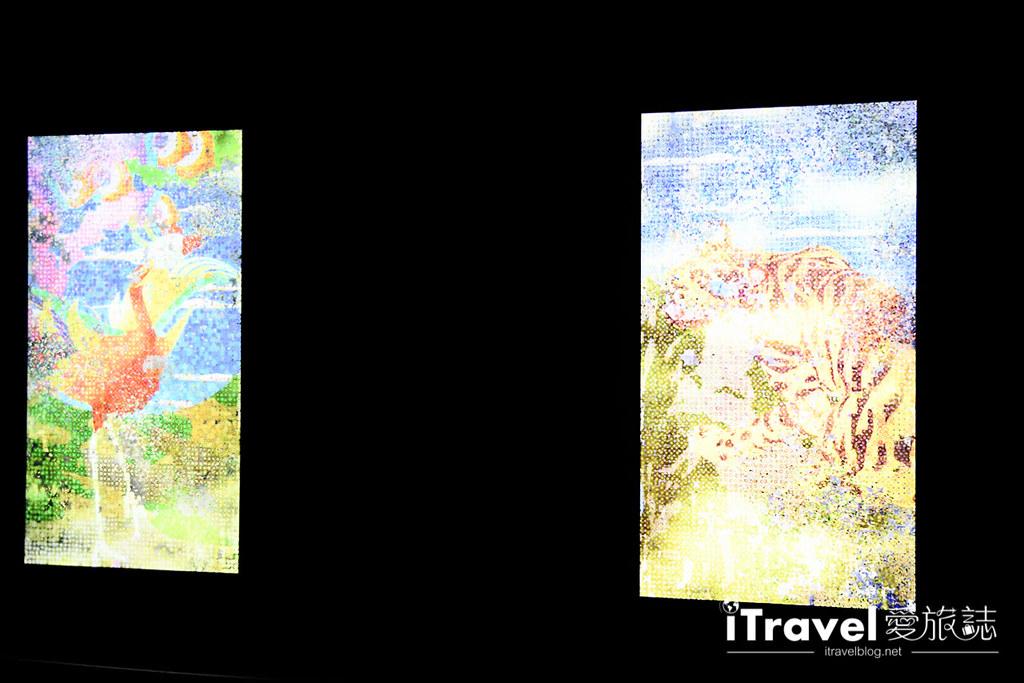 东京艺术展览 teamLab Borderless (26)