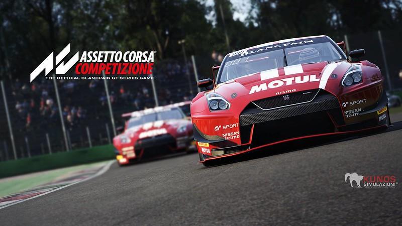 Assetto Corsa Competizione Release 6