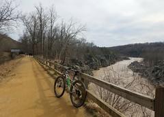 2019 Bike 180: Day 30 - Muddy Water