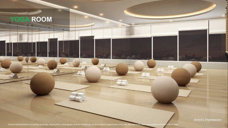 Phòng Yoga