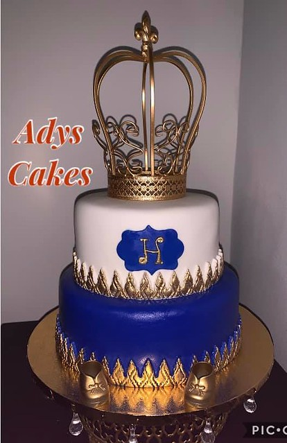 The Prince by Adelaida Heidi Gonzalez Matias of Adys Cakes