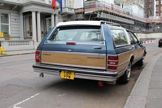 1989 Chevrolet Caprice,2