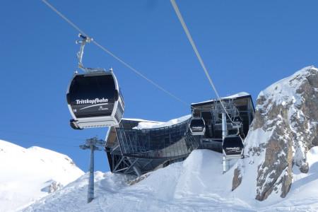Ski Arlberg: 3 roky propojovacích lanovek mezi St. Antonem a Zürsem