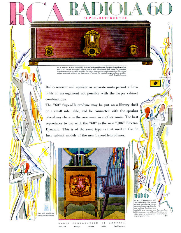 RCA Radiola 60 1929