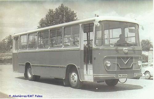 autobús Karpetan servei urbà Palma