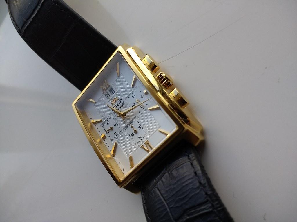 Orient Chronograph Quartz   FTVAA002W0