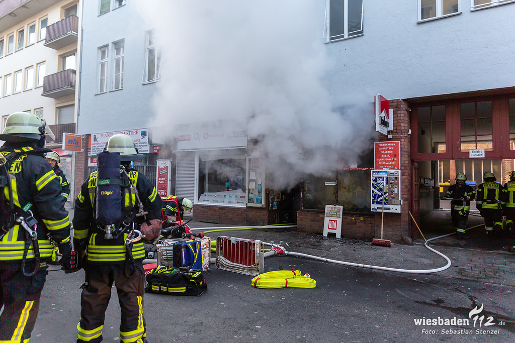 Kioskbrand Wellritzstr. 21.01.19