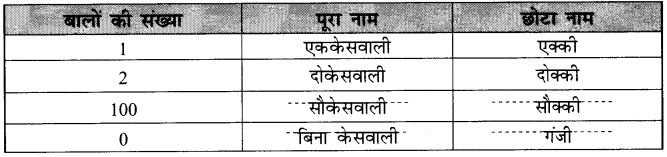 NCERT Solutions for Class 2 Hindi Chapter 15 एक्की-दोक्की 1