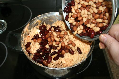21 - Bohnen hinzufügen / Add beans