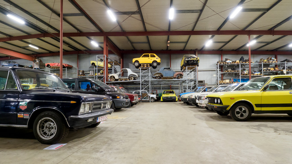 DRIVR10 - Abarth Works Museum
