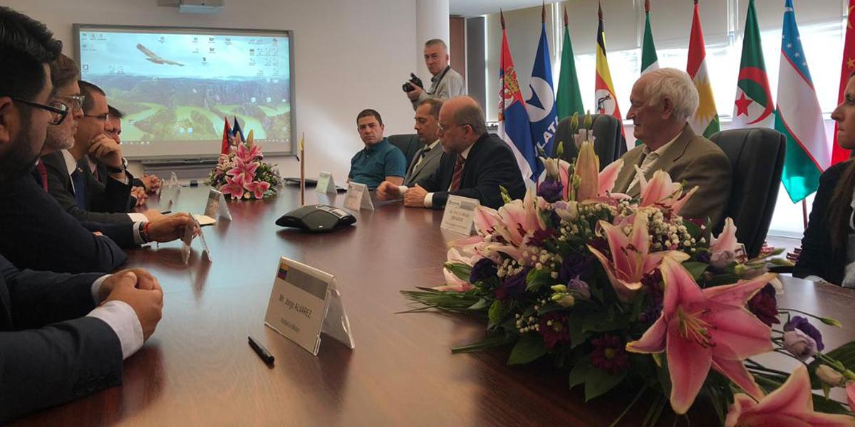 Venezuela y Serbia establecen alianzas tecnológicas para garantizar la protección del pueblo venezolano