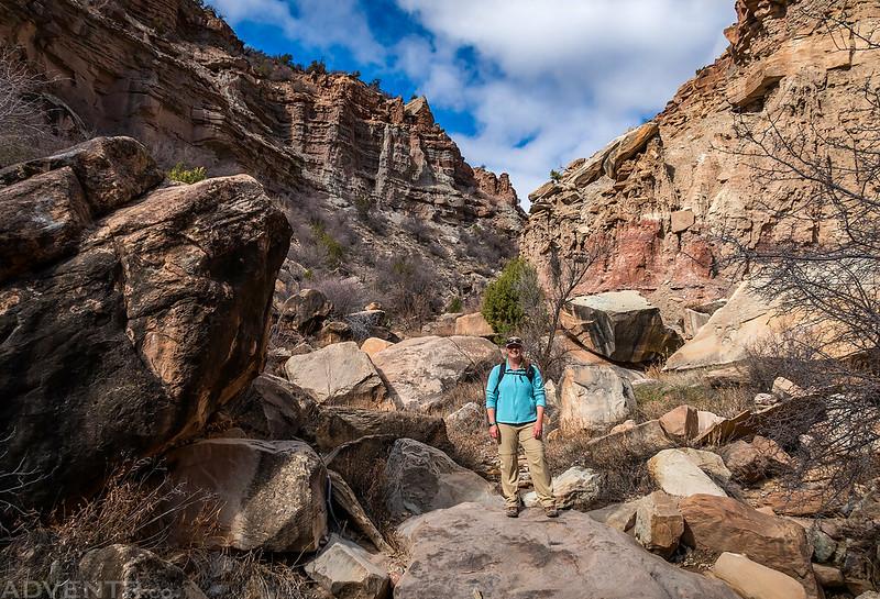 Canyon Jumble