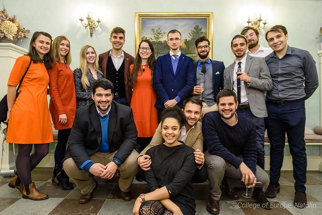 Christmas Alumni Gathering at Natolin - 14 December 2018