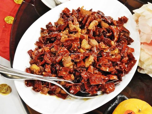 Laziji / Spicy Chicken Cubes