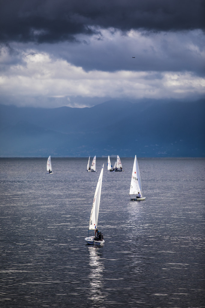 Sailing in a metaphysical weather