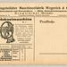 Werbefaltblatt für Futterbereitungsmaschinen der Firma Wegerich & Co. by altpapiersammler