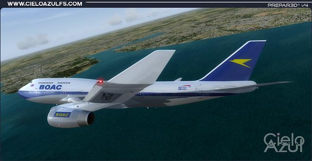 British Airways (G-BYGC) v1.0