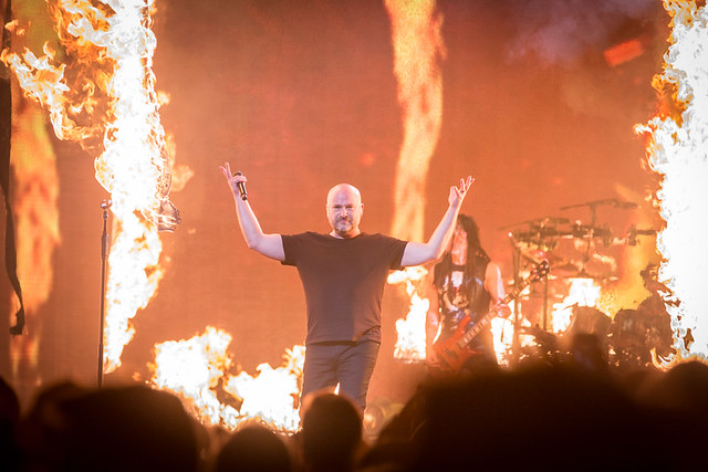 Disturbed @ Capital One Arena, Washington DC, 02/21/2019
