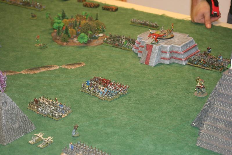[4000 - Orcs+HL vs Khemri] La bataille des pyramides noires 33505080228_f974893f35_c