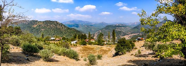 Akkaya köyü Panorama-2, Canon EOS 760D, Canon EF-S 18-55mm f/3.5-5.6 IS STM