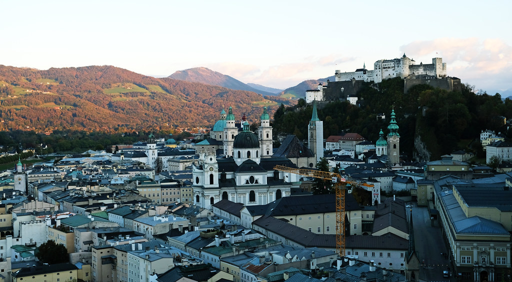 Mönschberg, Salzburg, Austria
