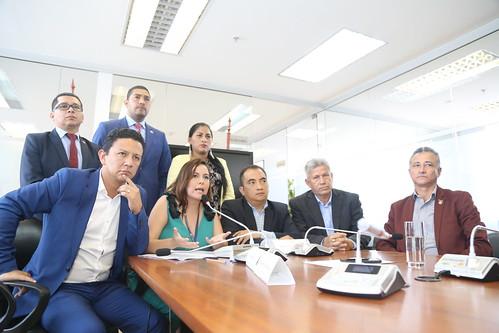 RUEDA DE PRENSA COMISIÓN DE BIODIVERSIDAD, QUITO, 14 DE MARZO DE 2019