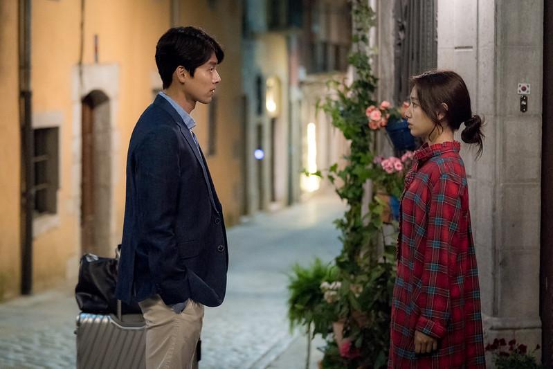 Hyun Bin And Park Shin-Hye In Memories Of The Alhambra