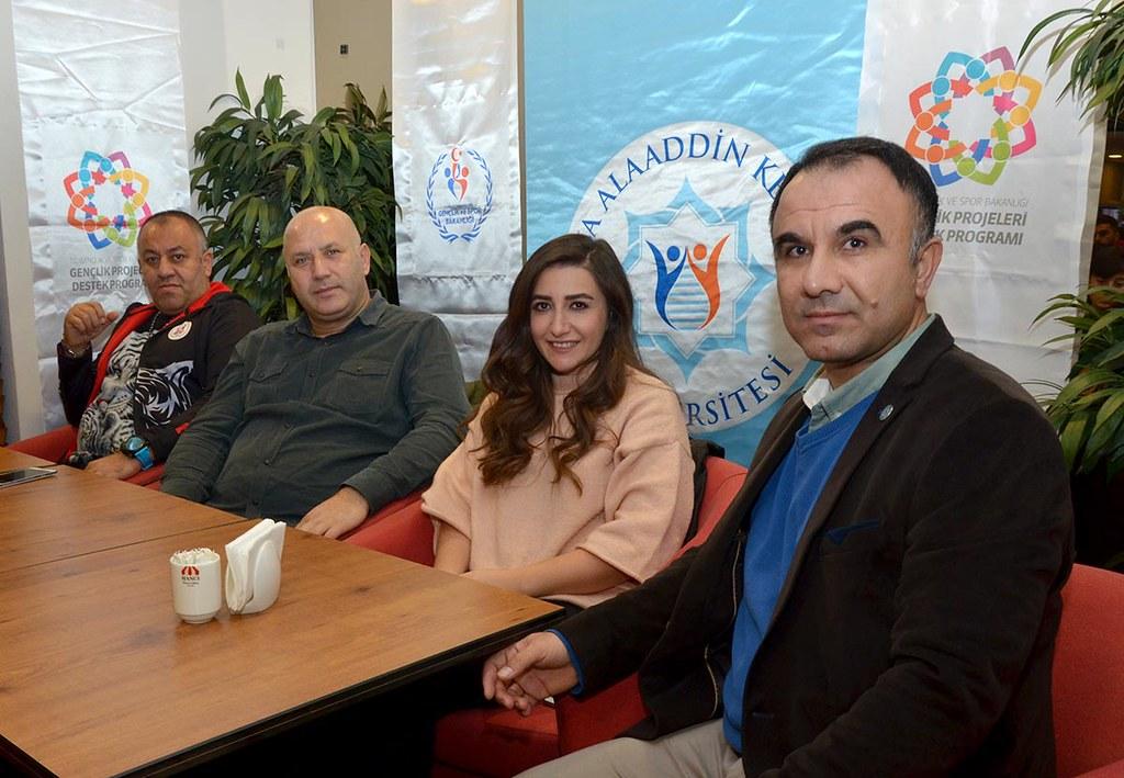 Mehmet Arzık, Ahmet Çelik, Fatma Aksoy, Ferit Doğan