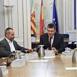 21-1-2019 Comissió Executtiva La Unio de Llauradors i Ramaders