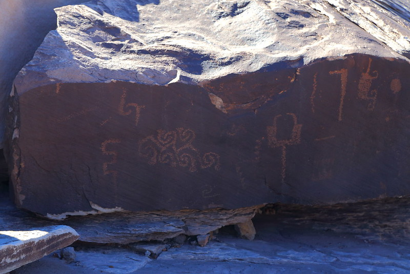 IMG_6860 Petroglyph, Petrified Forest National Park