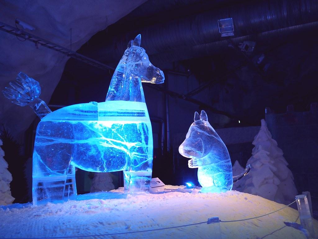 moomin icecave vesileppis leppävirta