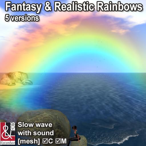 Fantasy & Realistic Rainbows