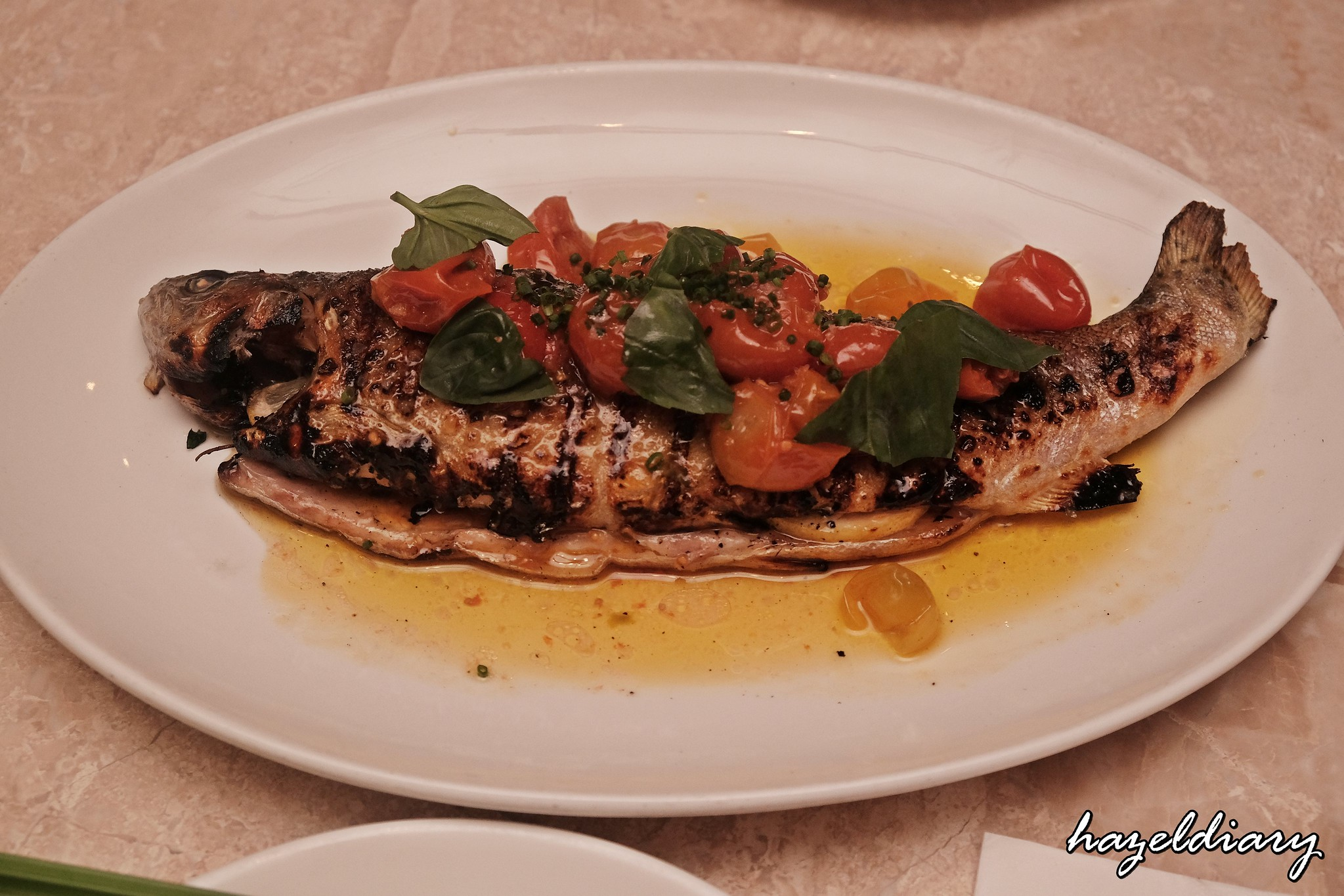 Kilo Kitchen Duxton Road-Grilled Whole Rainbow Trout