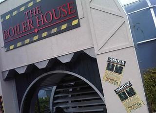 The Boiler House entrance 2011