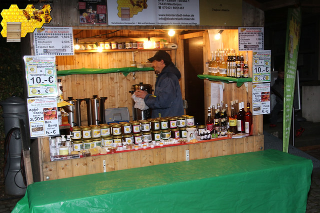 14. Dez 2018 - Weihnachtmarkt in Knittlingen