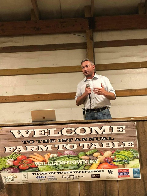2018 Farm to Fork Dinners