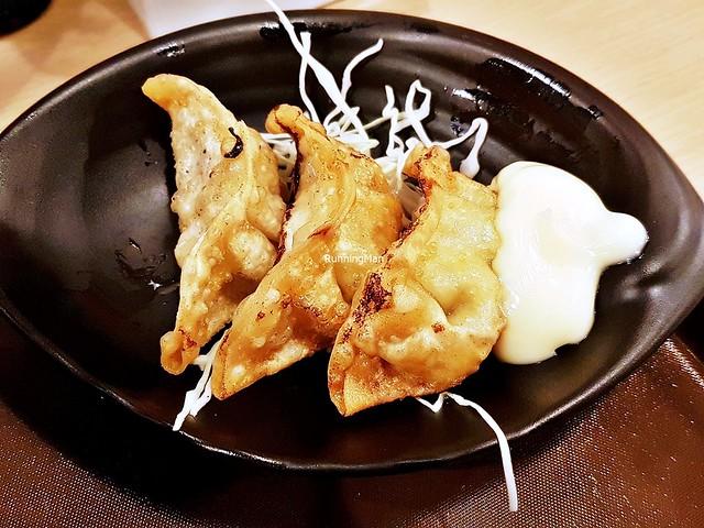 Gyoza / Potsticker Dumplings
