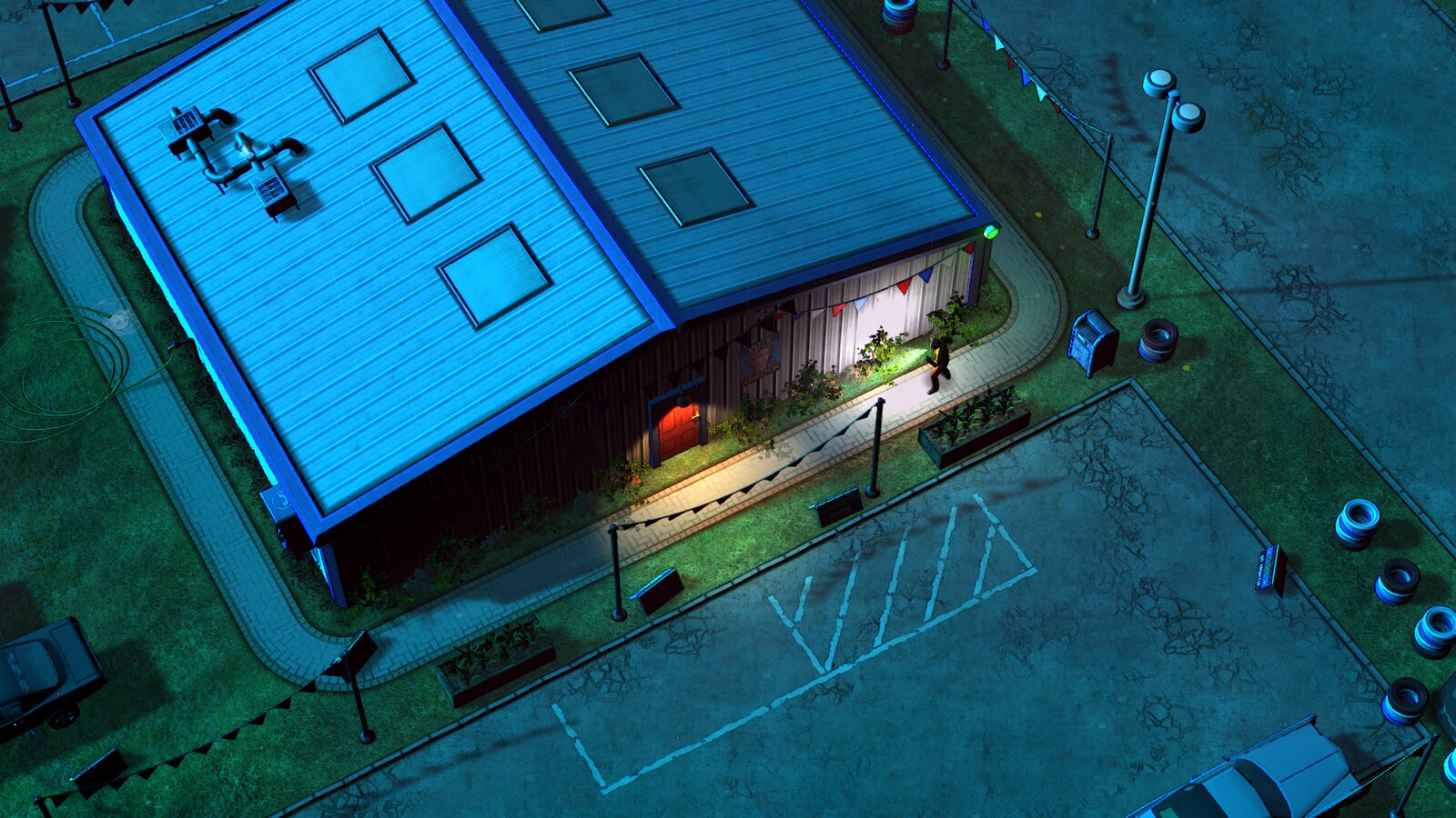 American Fugitive is an Open-World Action Sandbox Coming to
