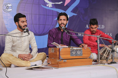 Devotional song by Sahil Gagan and Saathi from Mandi Dabwali
