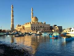 Hurghada Mosque, Egypt