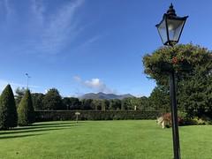 Gardens at the Brehon Hotel, Killarney