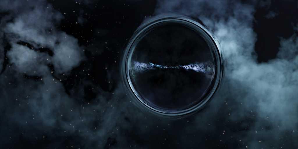 Comment serait la vie près d'un trou noir supermassif ?